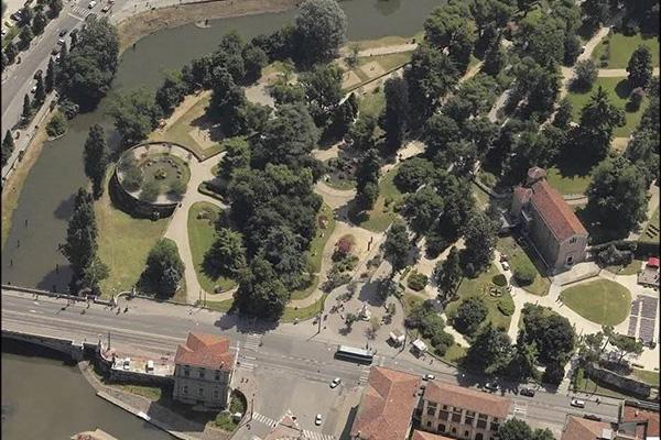 10 giardini pubblici da visitare a padova 4 giardini for Giardini da visitare