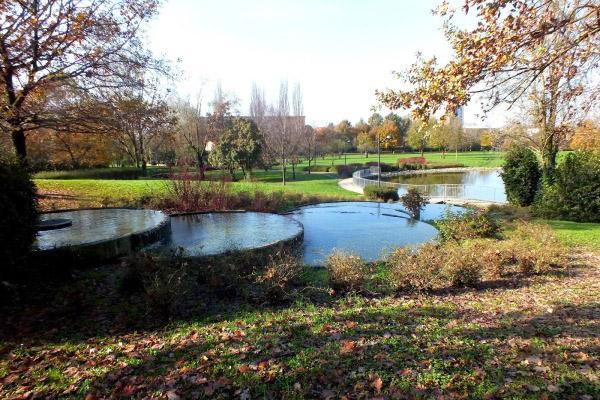 10 giardini pubblici da visitare a padova 10 parco iris for Giardini da visitare