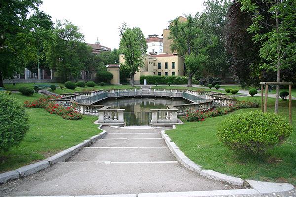 Giardini Segreti Di Villa Belgiojoso