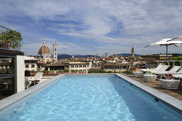 10 panorami da vedere a firenze 7 terrazza grand hotel minerva - Hotel con piscina firenze ...